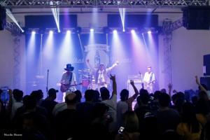 A banda Velhas Virgens foi uma das atrações da última edição