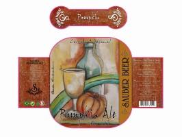 Pumpkin sauber beer