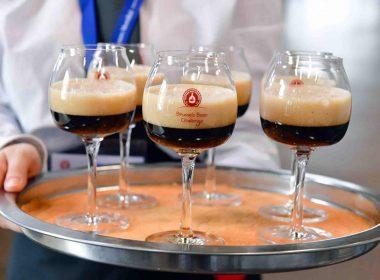 Cervejas no Brussels Beer Challenge