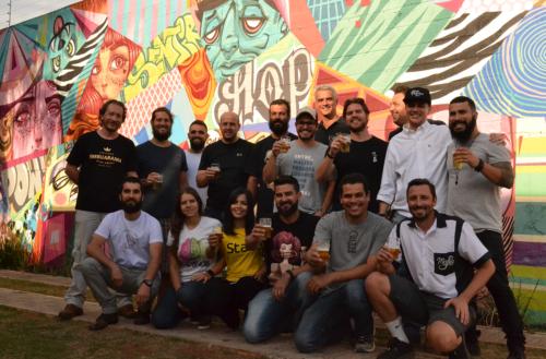 Cena cervejeira de Brasília