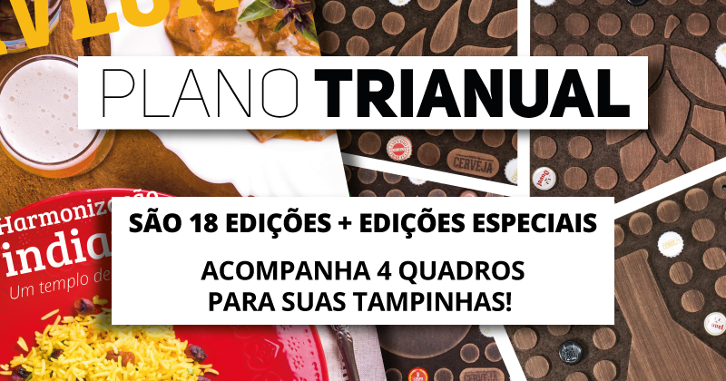 Popup - Trianual